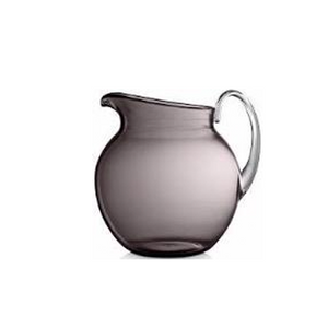 PLUTONE TRANSPARENT GRAY PITCHER