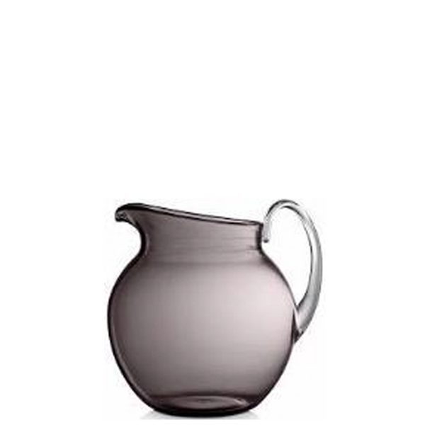 PLUTONE TRANSPARENT PITCHER IN GRAY
