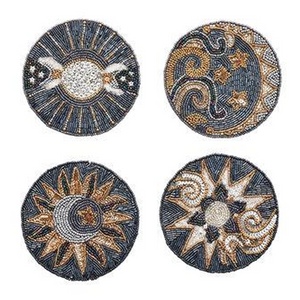 CELESTIAL COASTERS - Set of 4