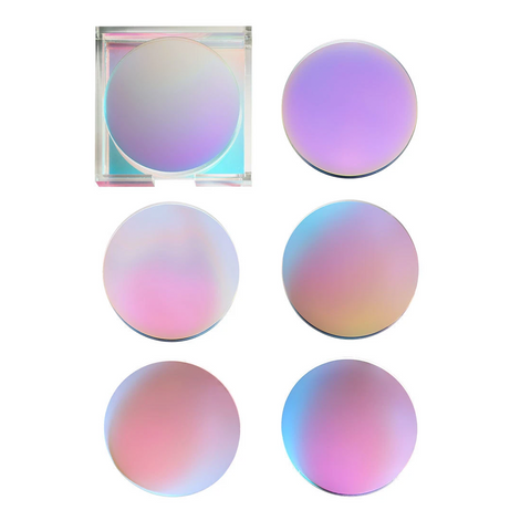 LUNA COASTERS, SET OF 6