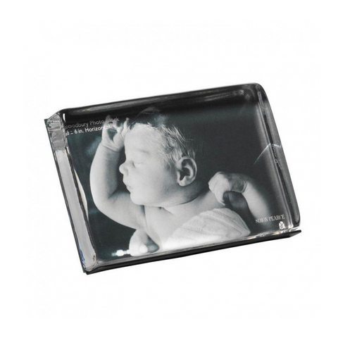 "WOODBURY HORIZONTAL PHOTO BLOCK 4"" X 6"""