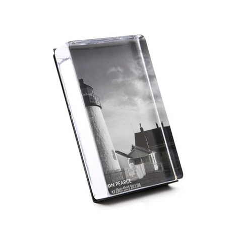 "WOODBURY VERTICAL PHOTO BLOCK 4"" X 6"""