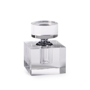 LARGE CUBE PERFUME BOTTLE