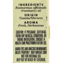 Aura Cacia - Pure Essential Oil Rosemary - 0.5 fl oz