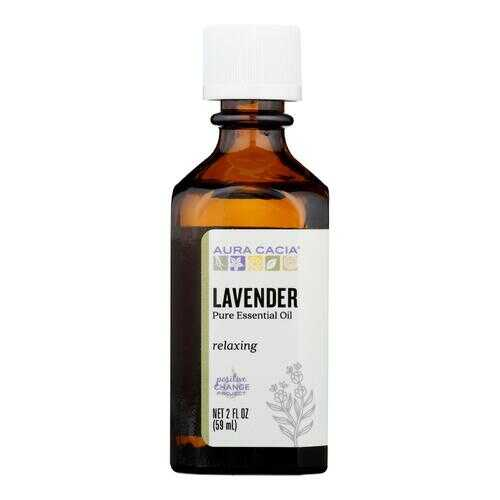 Aura Cacia - Pure Essential Oil Lavender - 2 fl oz