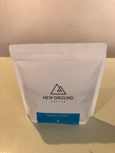 New Ground Coffee Monte Carmelo
