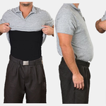 Zip Fit™️- Mens Compression Shaper