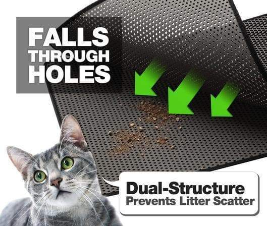 Litter Trapper Cat Mat