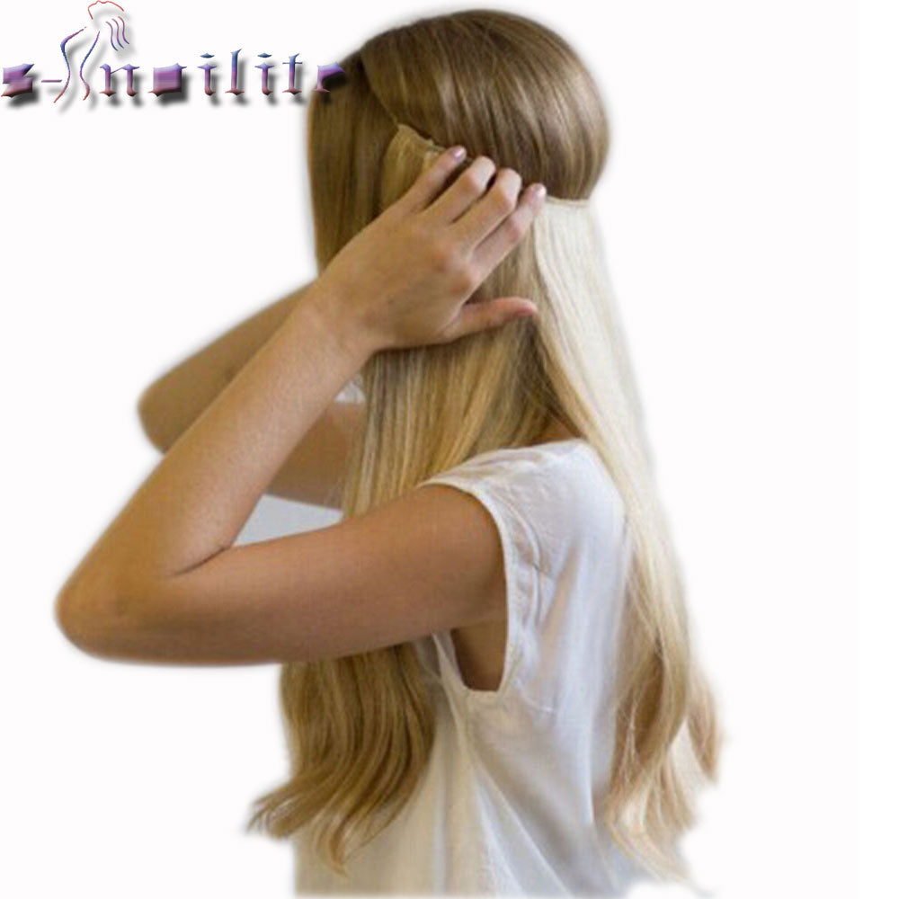 Invisible Band Hair Extensions