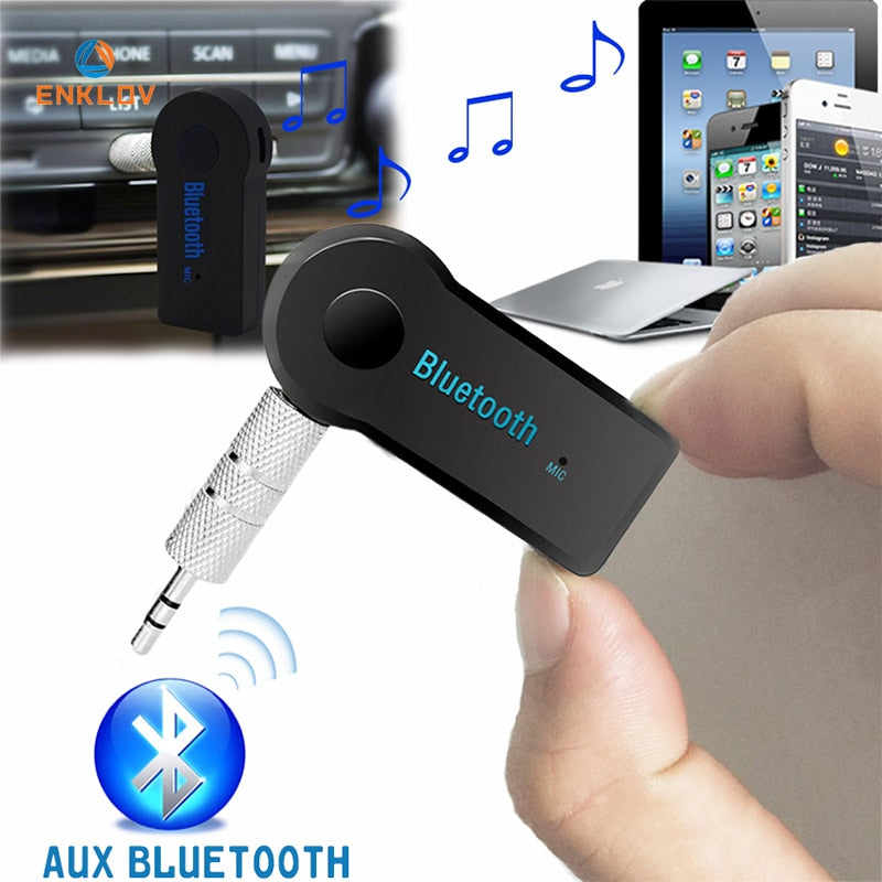 Handsfree Car Bluetooth Receiver