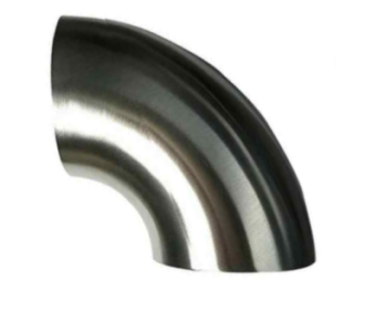 "2.5"" 316SS Elbow 90° Pipe Tube Mandrel Bend - Black Sheep Industries Inc."