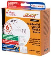 Kidde 2SFW Optical Smoke Alarm with Wireless Capability