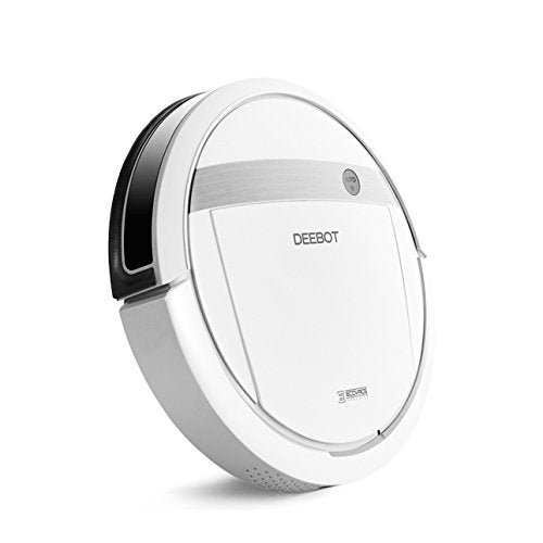 Ecovacs ROBOTICS DEEBOT M88 - Floor cleaning robot with systematic cleaning, wet mopping function and App