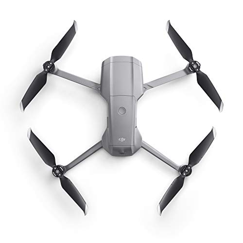 DJI Mavic Air 2 - Drone Quadcopter UAV with 48 MP Camera 4K Video 1/2 Inch CMOS Sensor 3-Axis Gimbal 34 Minute Flight Time ActiveTrack 3.0 - Grey