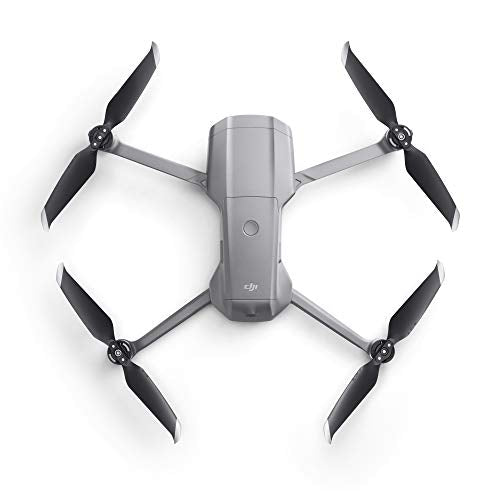 DJI Mavic Air 2 Fly More Combo - Drone Quadcopter UAV with 48 MP Camera 4K Video 1/2 Inch CMOS Sensor 3-Axis Gimbal 34 Minute Flight Time ActiveTrack 3.0 - Grey