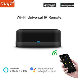 TUYA Smart Universal IR Remote with Type-C Hub, Alexa Voice Control AC,  TV,Rm mini remote controller Compatiable with Google Home, support  IOS,Android