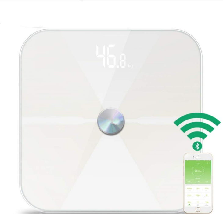 YYMMQQ Bathroom Scale Premium Original Smart Weighing Scale Digital Scale Support Bluetooth APP