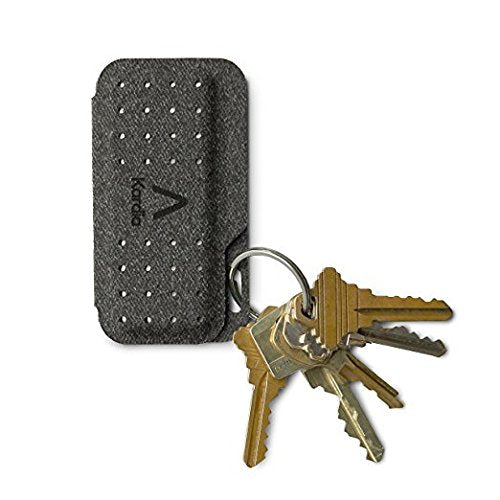 Alivecor® Kardia Mobile Case - Magnetic Closure for Keeping the Device - Fits in Pockets or Purses or Attaches to Keyring