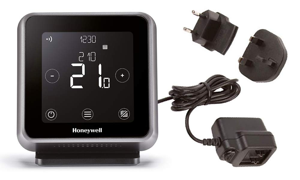 Honeywell T6R Smart Thermostat works with Apple HomeKit and Amazon Alexa