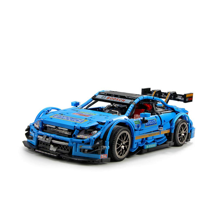 Remote Control Car Building Block Toy Car Children's Educational Toy Mobile APP Remote Control Compatible with STEM Education Birthday Gift