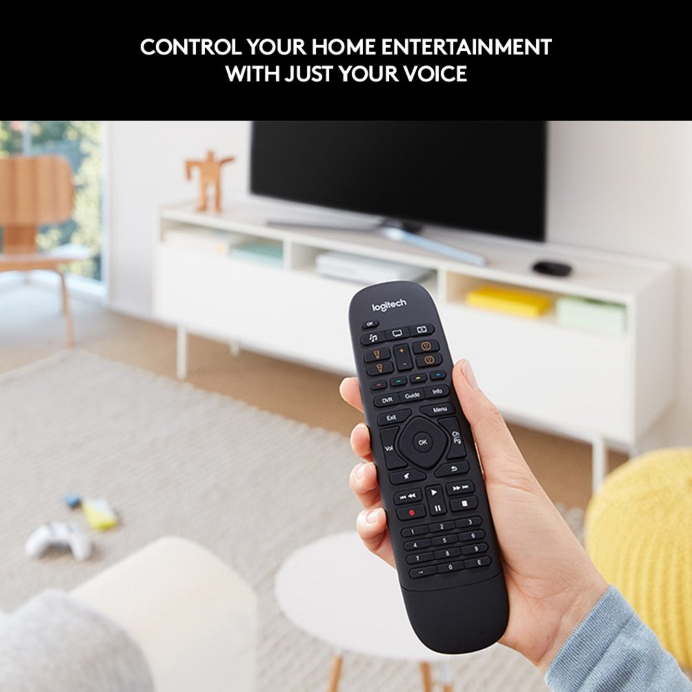 LOGITECH Harmony Companion All-in-One Remote Control For