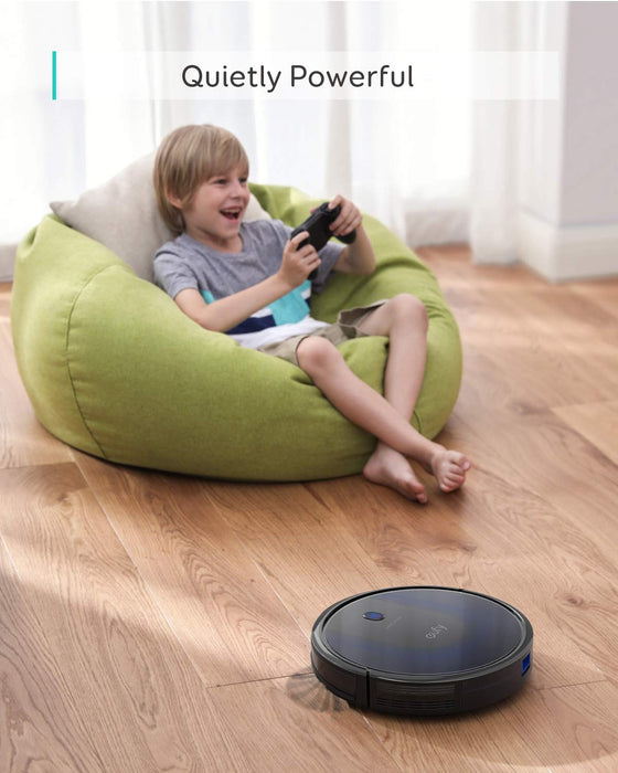 Eufy [BoostIQ] RoboVac 15C MAX, Wi-Fi Connected Robot Vacuum Cleaner, Super-Thin, 2000Pa Suction, Quiet, Self-Charging Robotic Vacuum Cleaner, Cleans Hard Floors to Medium-Pile Carpets