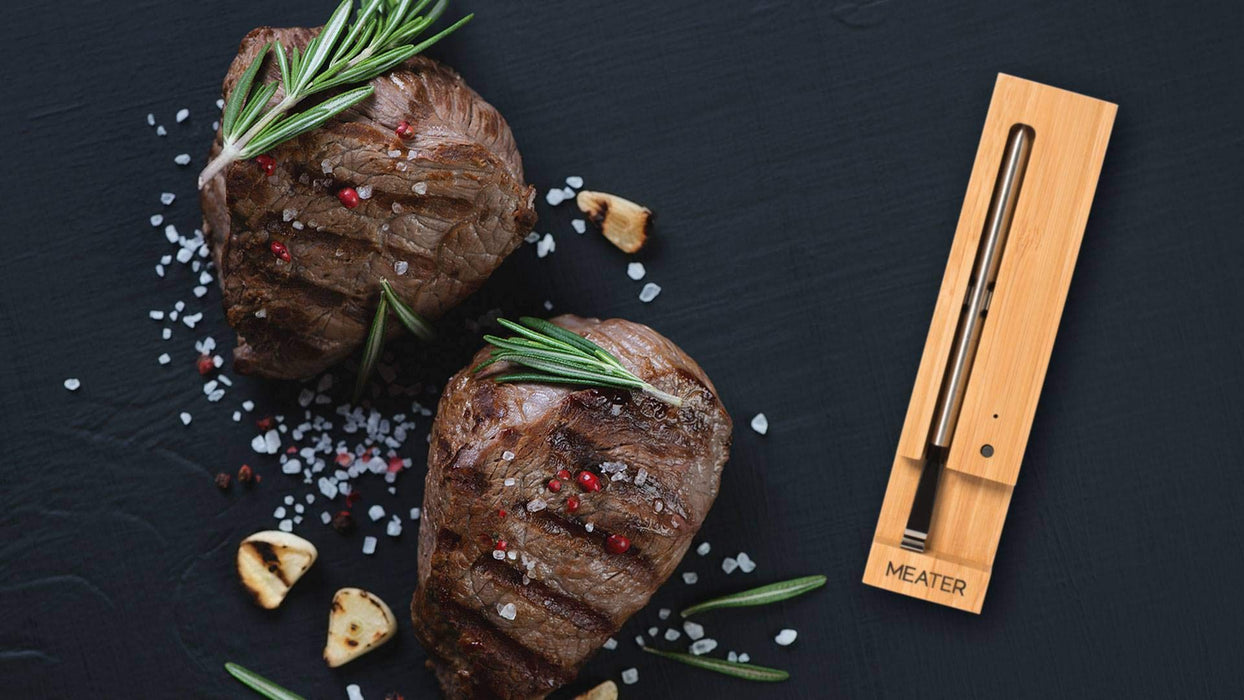 MEATER - 100% Wireless Meat Thermometer: No wires. No fuss. Track your cooks wherever you are