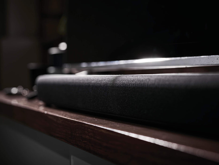 Yamaha YAS-209 Soundbar with wubwoofer- TV Speaker with Integrated Alexa Voice control & Wireless Subwoofer, in Black