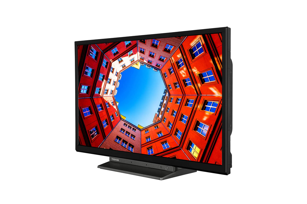 Toshiba 32WK3A63DB 32-Inch HD Ready Smart TV with Freeview Play, Alexa Built-in (2020 Model)