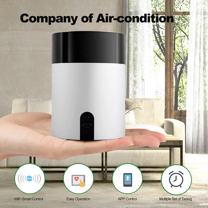 Choifoo IR Smart Remote Control 2.4G WiFi Smart Home Automation for Alexa Google home For air conditioning TV Light and Plug pk mini3
