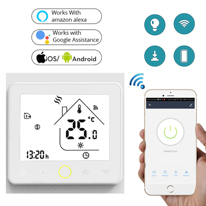 Centechia Smart Wifi Thermostat for Lamps Fan Water Dispenser Water Heater Electric Pot TV Humidifier Light Boiler Wifi Switch Smart Home