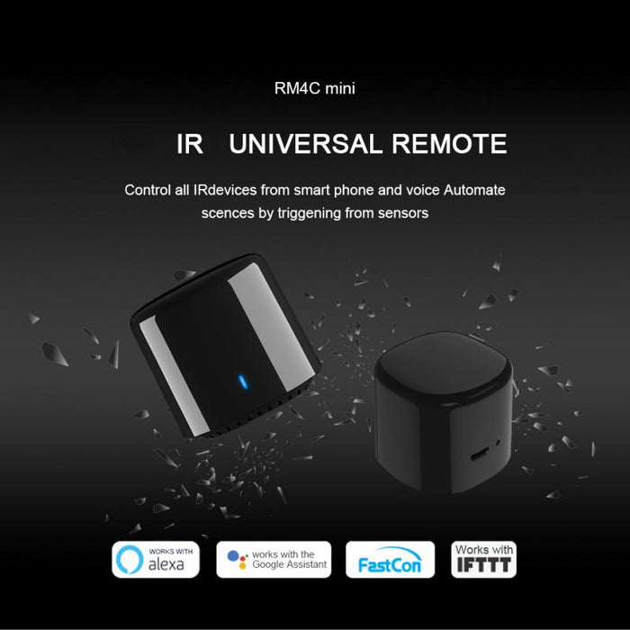 Centechia New 2020 Smart Home Automation WiFi/IR/4G Wireless Controller For broadlink Bestcon RM4C mini Non- EU