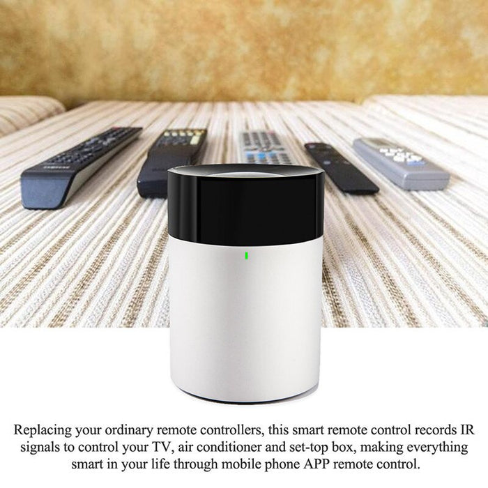 Choifoo 2019 Smart Home IR Smart Remote Control 2.4G WiFi Automation for Alexa Google Assistant IR Control for Aircon TV Set-top Box