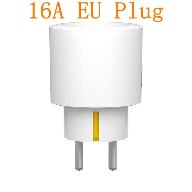 Choifoo US UK EU Smart Plug,WiFi Remote Control with Alexa,Timing on/off The Power,Samrt Google Home Electric Mini Socket PK SONOFF