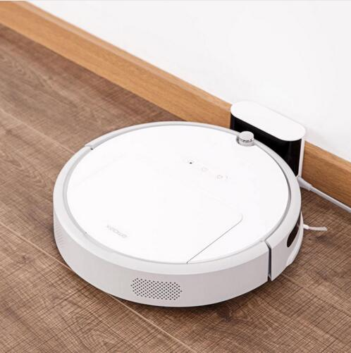 Xiaomi Robot Vacuum Cleaner Smart Planned Type WIFI App Control Auto Charge LDS