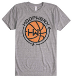 HoopWERX Logo Tee in Gray