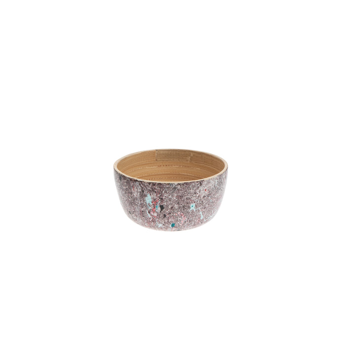 Marble Bamboo Bowl
