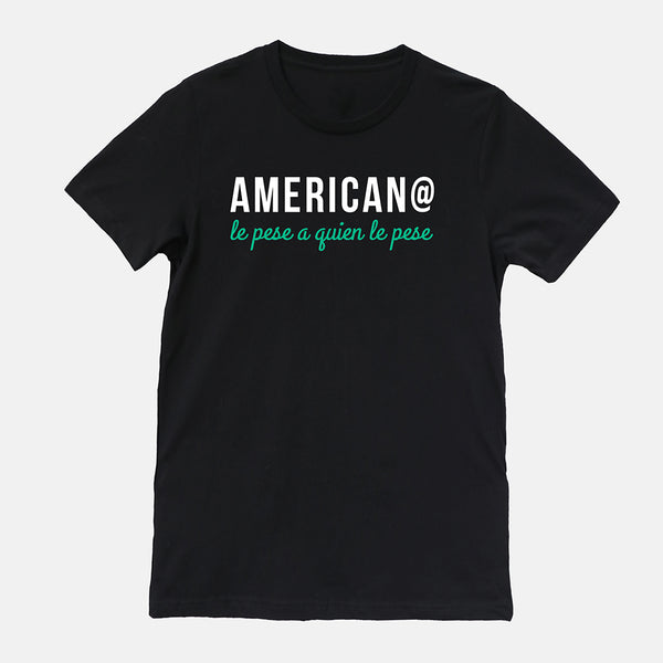 American@ Adult T-Shirt - Fiesta Kits USA