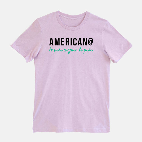 American@ Adult Color T-Shirt - Fiesta Kits USA