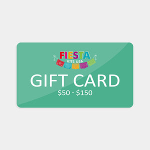 eGift Card - Fiesta Kits USA