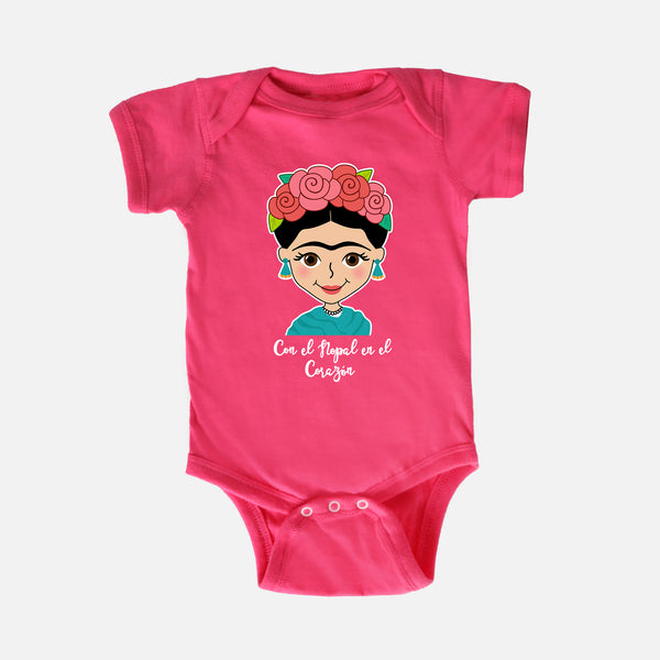Frida Baby Bodysuit - Fiesta Kits USA