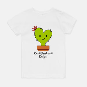 Cora the Nopalita Youth T-Shirt - Fiesta Kits USA