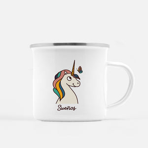 Unicorn Fogata Mug - Fiesta Kits USA