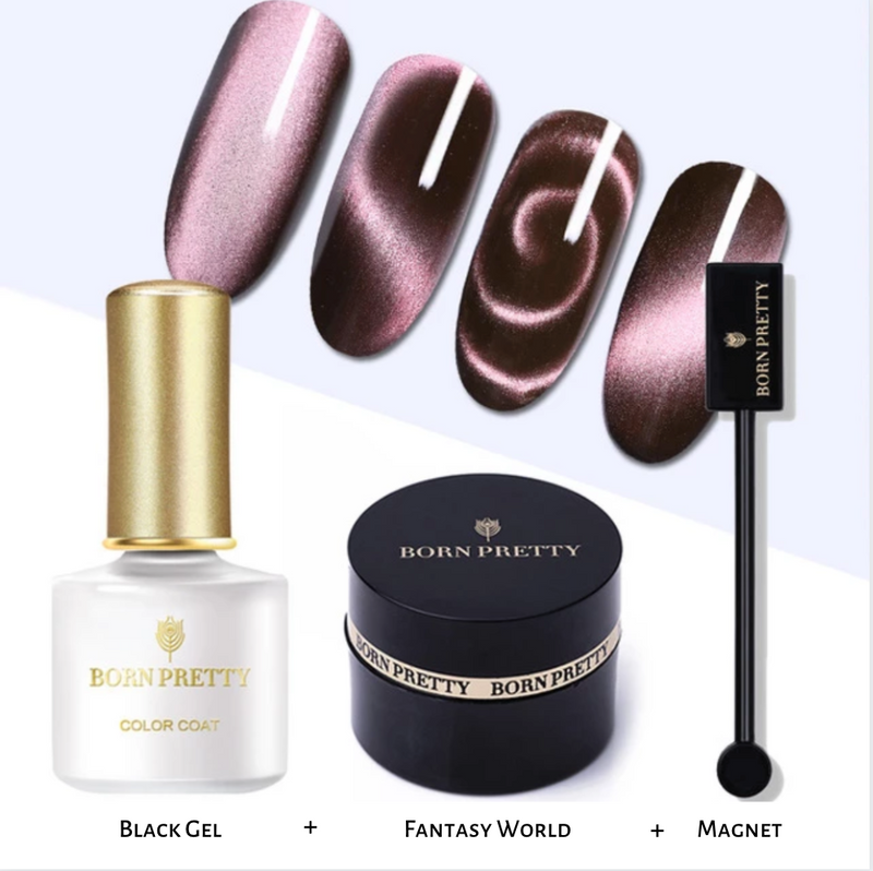 Born Pretty Magnetic Nail Gel
