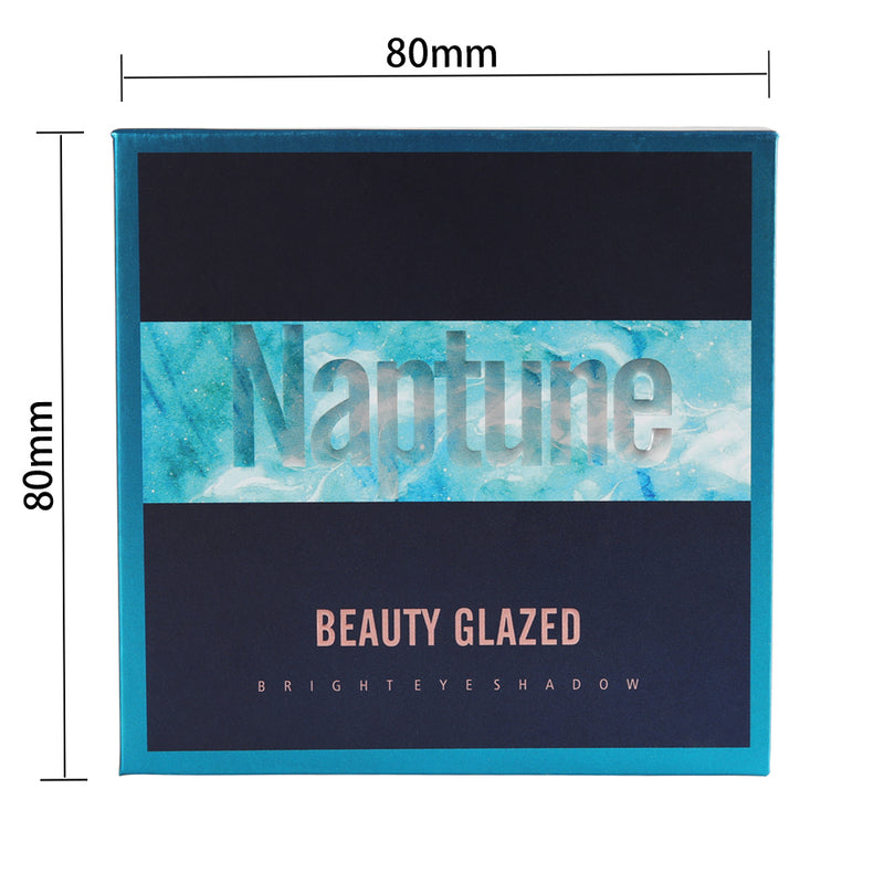Beauty Glazed Natural Matte Shimmer Eye Shadow