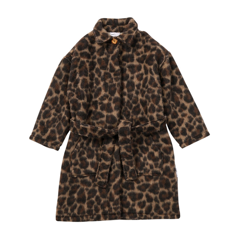 LEADING LEOPARD / COAT