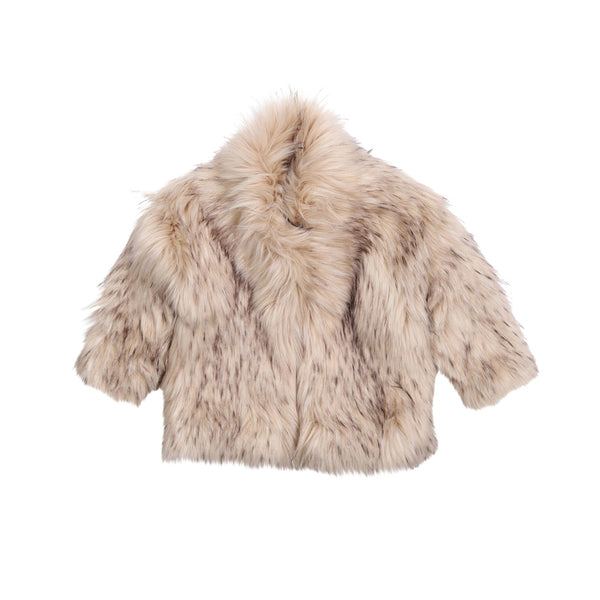 YAPPY YETI / FAUX FUR COAT