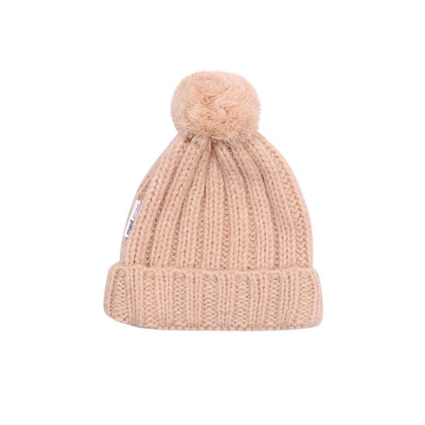 PEACH PARROT / KNIT HAT
