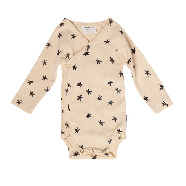 SANDY STARFISH / NEWBORN ROMPER