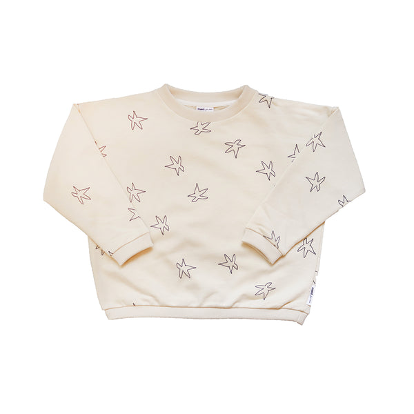 SANDY STARFISH / SWEATSHIRT